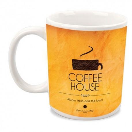 Mug sublimación coffee