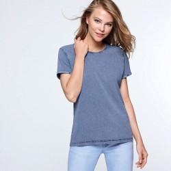 Camiseta Husky Mujer
