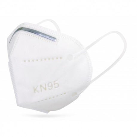 Mascarilla KN95 total seguridad 5 capas