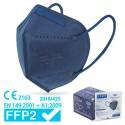 Mascarilla ultra protección FFP2 color